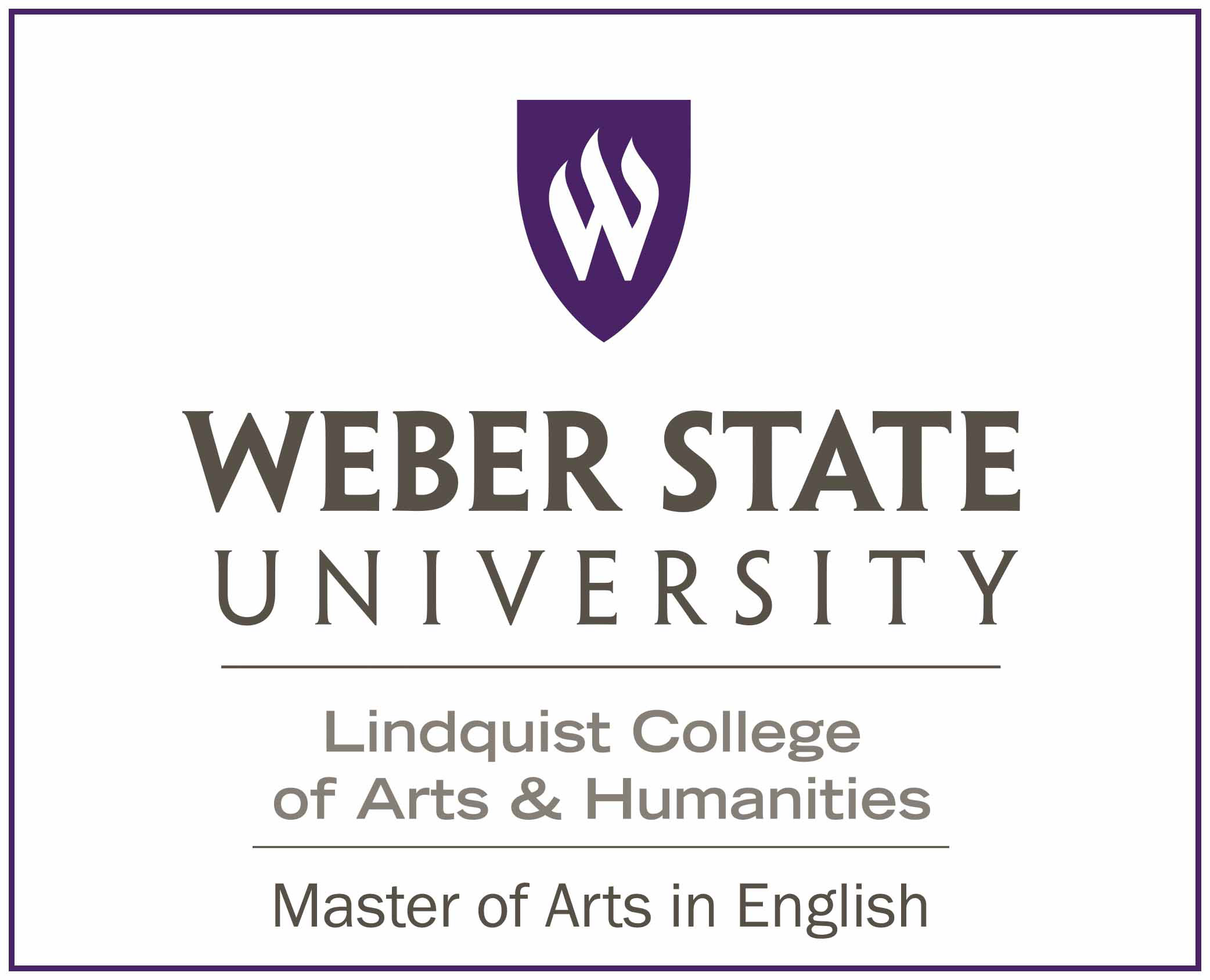Weber State University Student Master's Theses and Projects